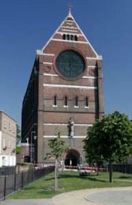St Bartholomew's Church Brighton & Hove England
