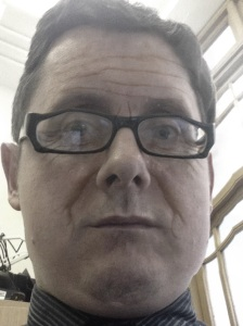 This is how I will look when I'm old according to an app. Not convinced.
